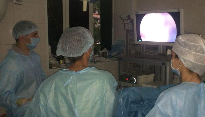 Новые технологии в лечении рака шейки матки в БУ «Нижневартовский онкологический диспансер»