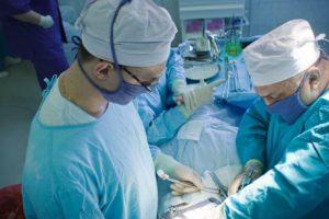 Хирургическое торакальное отделение